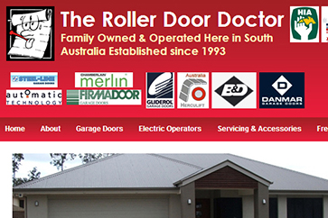 Roller Door Doctor Slide 3